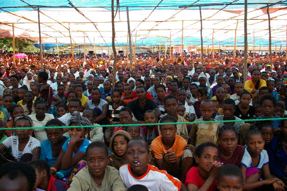Ethiopia – March 2014