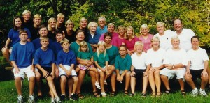 Harding Family Reunion Summer 1999