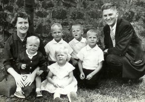 October 1957 Hardings