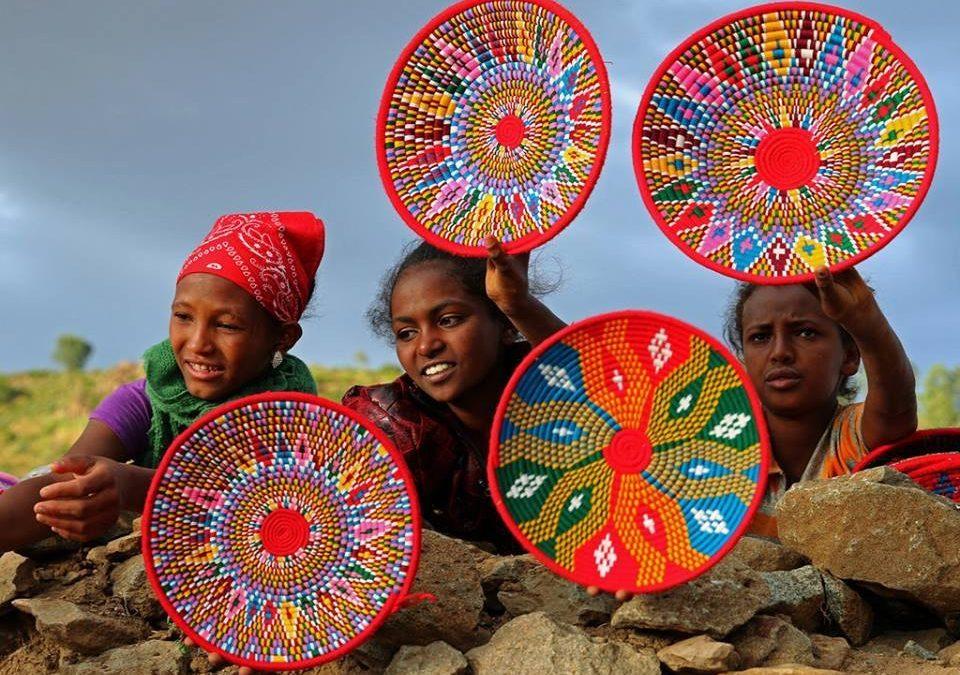 COLORFUL ETHIOPIA