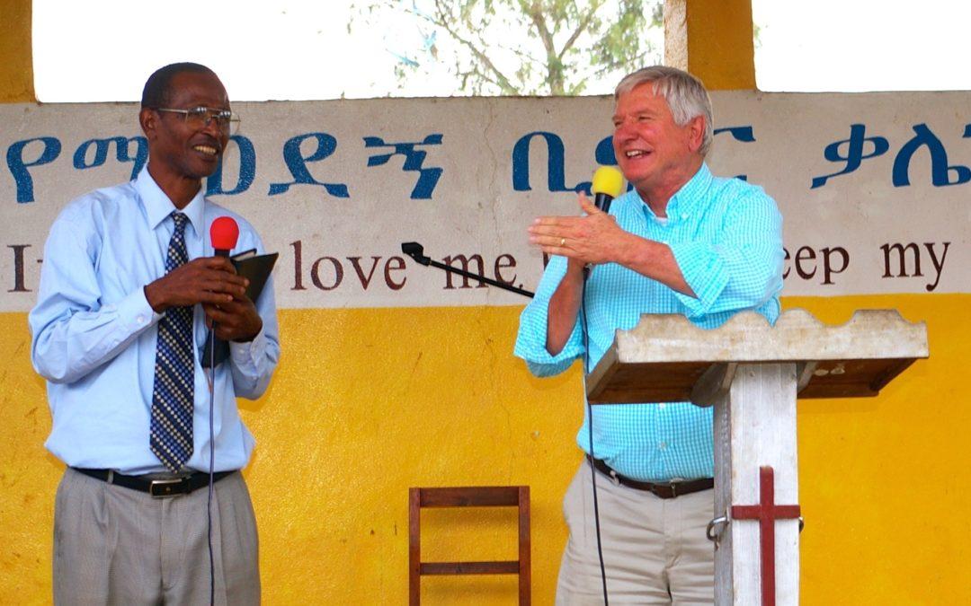 BILL TO ETHIOPIA February 9-19
