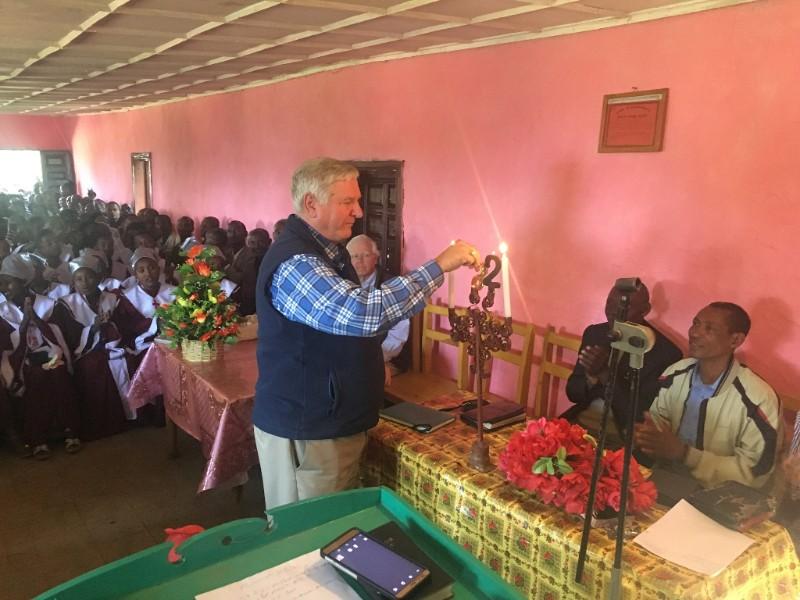 EXALTATION IN ETHIOPIA
