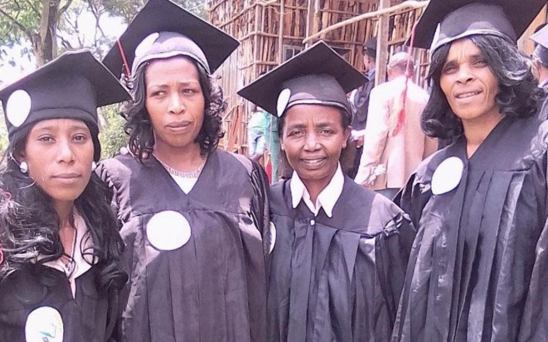 Harding Bible School Graduation